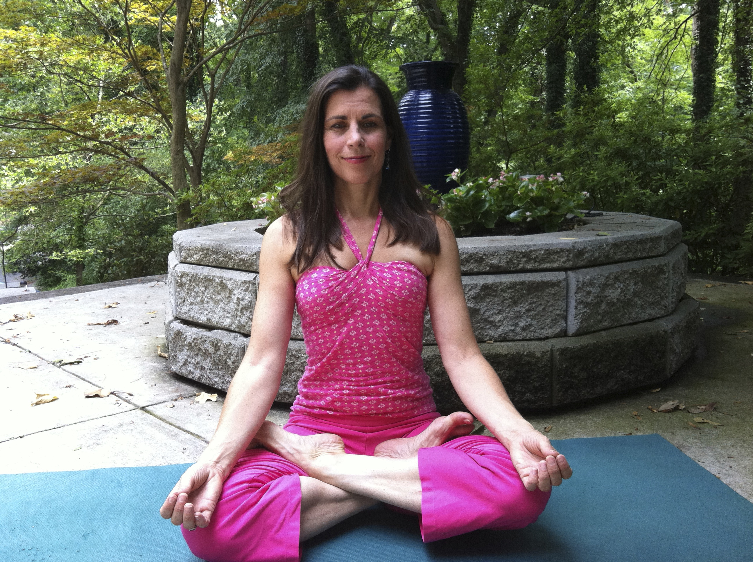 The Multitasking Yogini