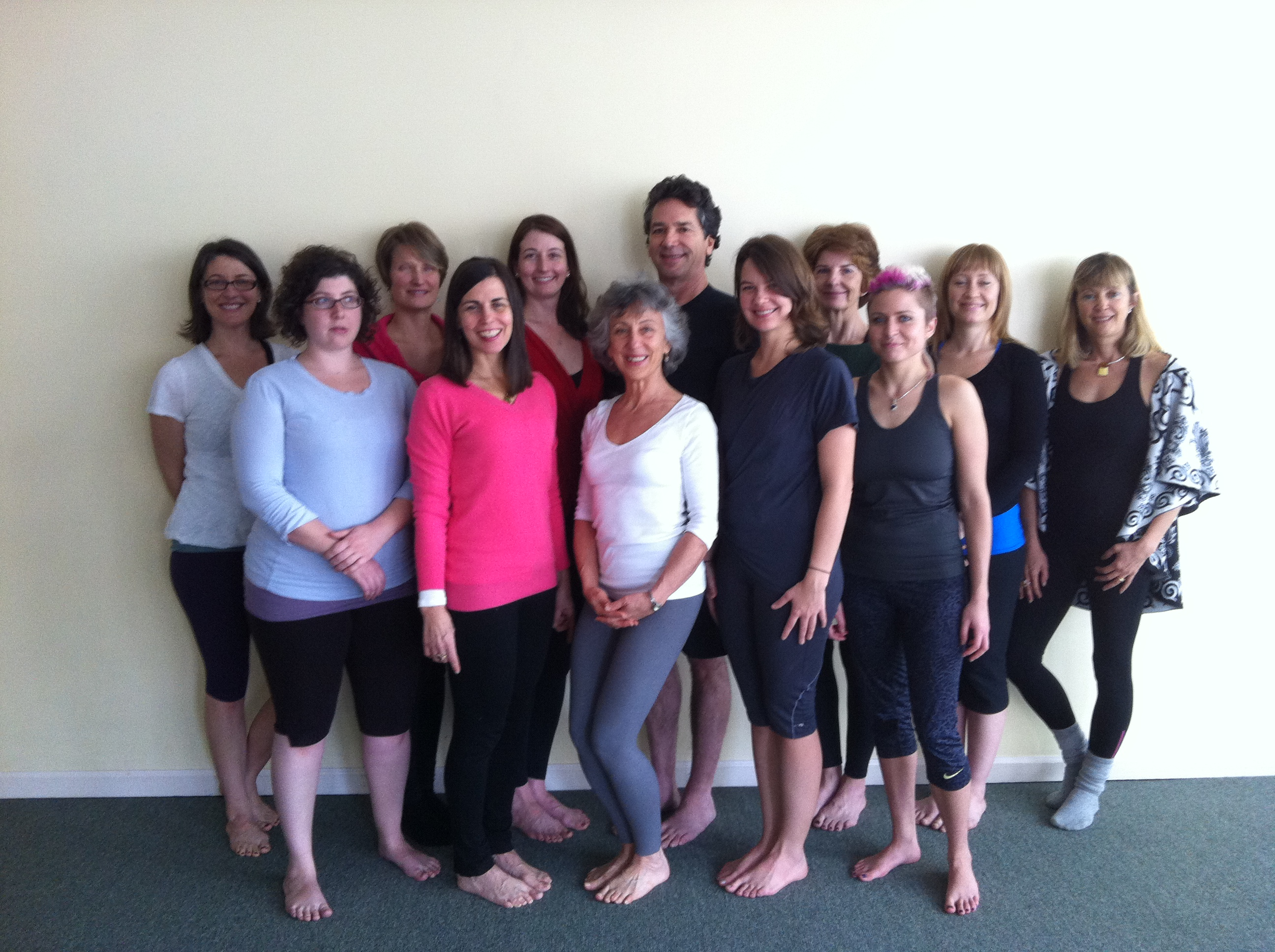 2013 Asheville Yoga Training