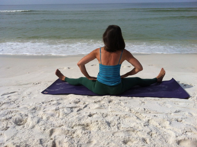 Finding Inner Direction With Yoga