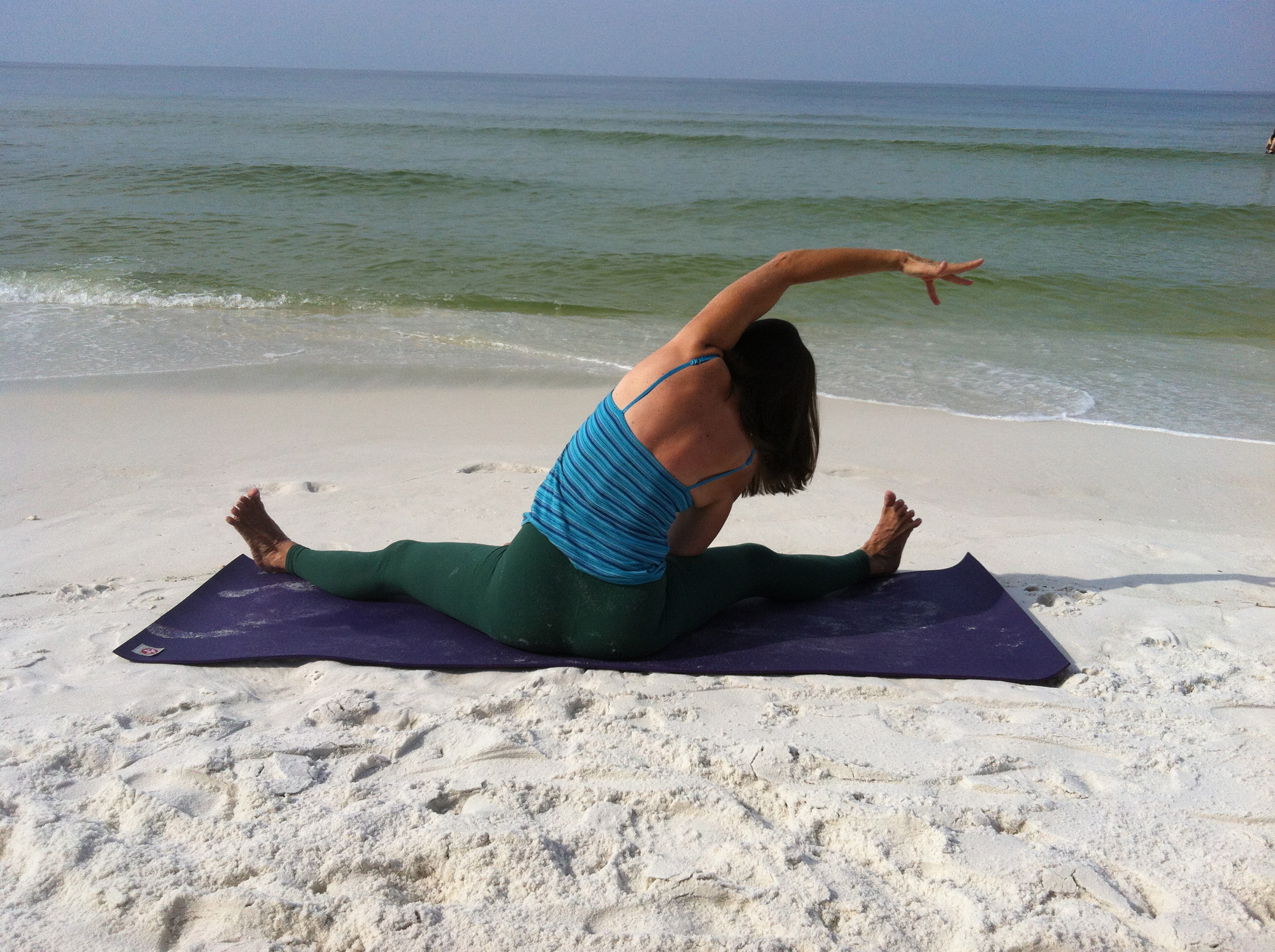 Legs Against The Wall Pose Clears Your Stress Hormones