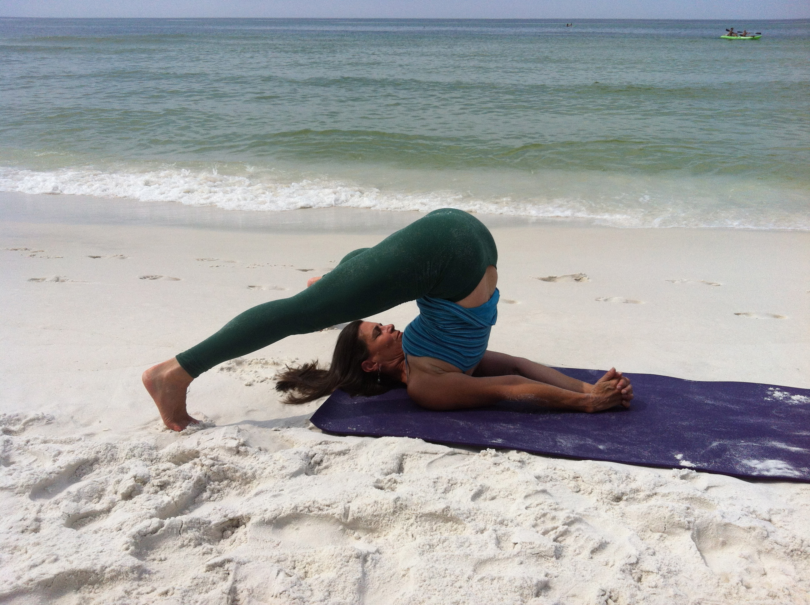 """Learning The Yoga Poses Gives You A Toolbox Of Your Very Own"""