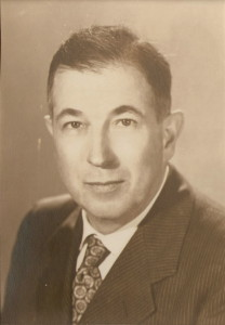 """My Maternal Grandfather, Dr. Charles Conrad Freed"""