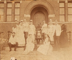 """My Great Grandfather Wade Stackhouse Vanderbilt Med School"""