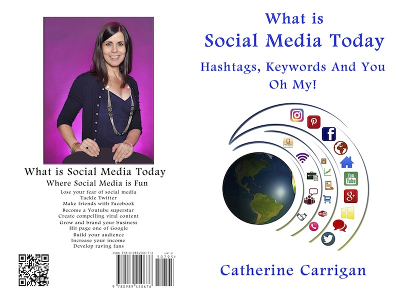 To learn how to get discovered in social media read What Is Social Media Today? Hashtags, Keywords and You Oh My!