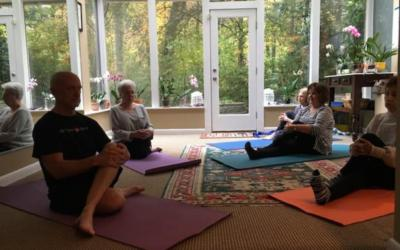 Yoga with Orchids: New Class Location