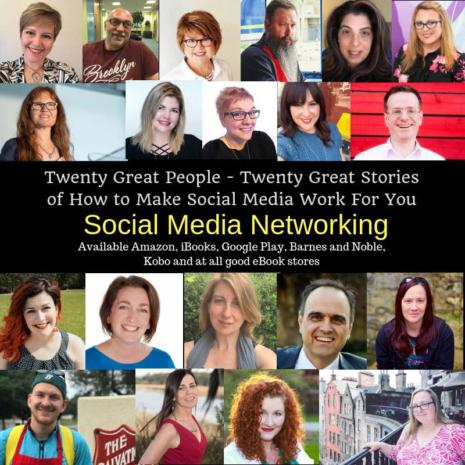 Tim Lewis interviewed Catherine Carrigan for his new book about social media networking.