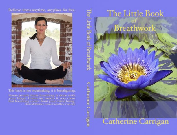 The Little Book of Breathwork by Catherine Carrigan, available in paperback, ebook and audiobook