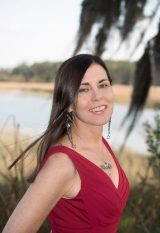 Medical intuitive healer Catherine Carrigan