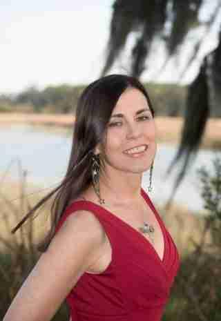 Medical intuitive healer Catherine Carrigan