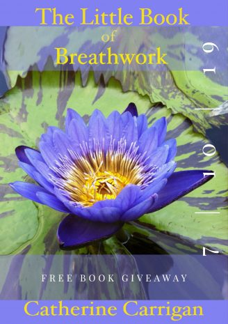 The Little Book of Breathwork, FREE on Amazon July 10-14 at this link: https://www.amazon.com/Little-Book-Breathwork-Catherine-Carrigan/dp/0989450643/ref=tmm_pap_swatch_0?_encoding=UTF8&qid=&sr=