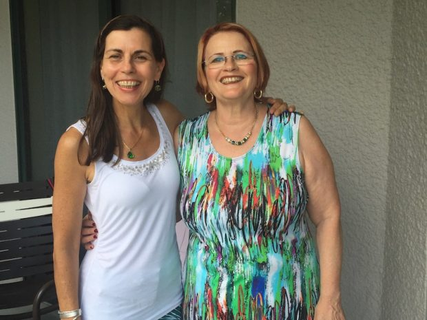 Medical Intuitive Healer Catherine Carrigan and Empowerment Coach Sue Maes