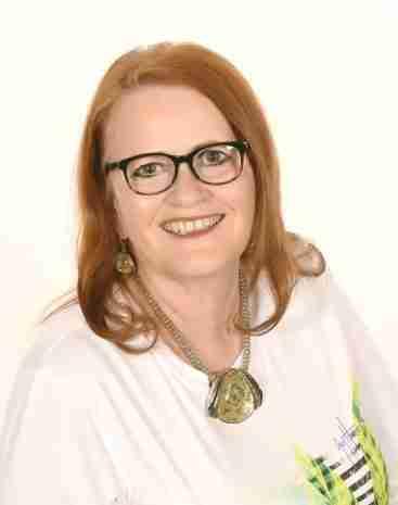 Empowerment coach Sue Maes