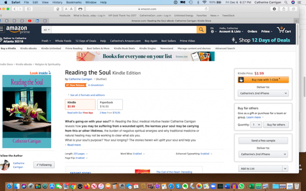 Reading the Soul Number 1 in Gnosticism