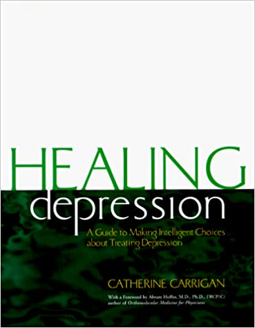 Healing Depression: A Guide to Making Intelligent Choices About Treating Depression (Heartsfire Healing Series) Paperback